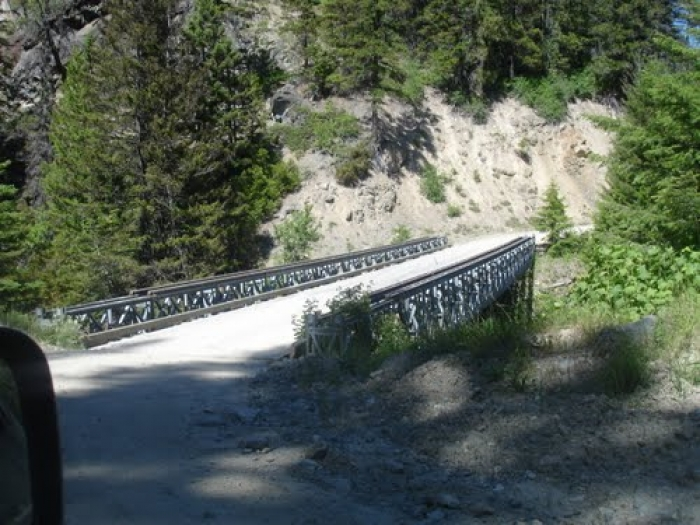 BRITTON CREEK DISCOVERY $8000 - BC Mining Properties and Placer Gold